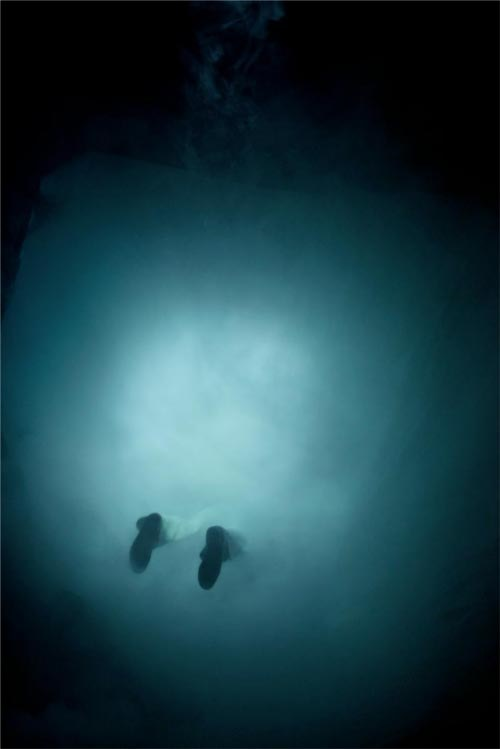 photo of Agnieszka Kurant's work