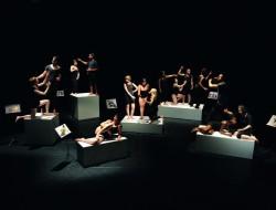 photo of Nezaket Ekici's work