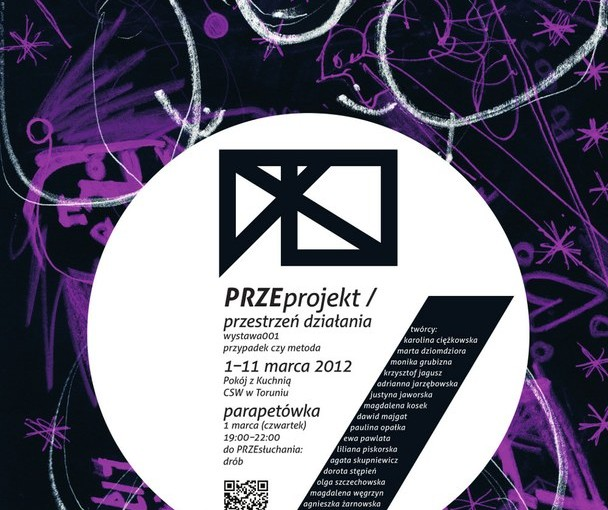 PRZEprojekt poster